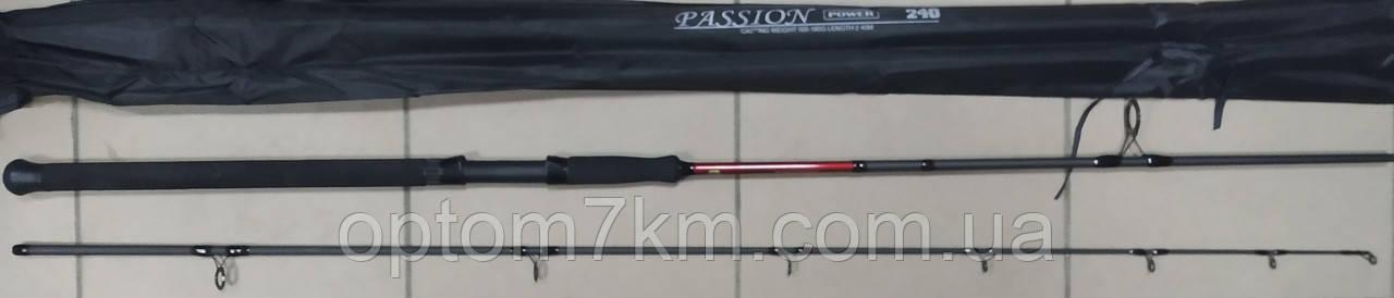 Спиннинг Feima Passion 240 100-180g