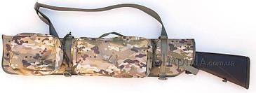Скаббард для помпового ружья с карманами Shaptala