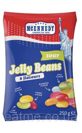 Mcennedy Jelly Beans Желейные Конфеты с кислыми фруктовыми вкусами