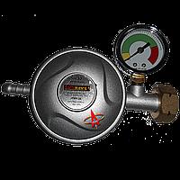 Бытовой газовый редуктор пропан-бутан Safegas