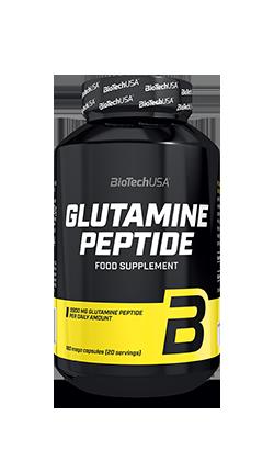 Glutamine Peptide BioTech 180 caps, фото 2