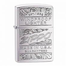 Зажигалка Zippo Vintage Zippo Design, 29909