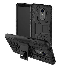 """Чехол Armor для Xiaomi Redmi 5 5.7"""" противоударный бампер черный"""