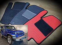 Коврики ЕВА в салон Jeep Wrangler JL '17-, фото 1