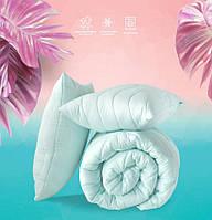 Набор Tropical (мята) одеяло 200*220 и подушки 50*70 2шт