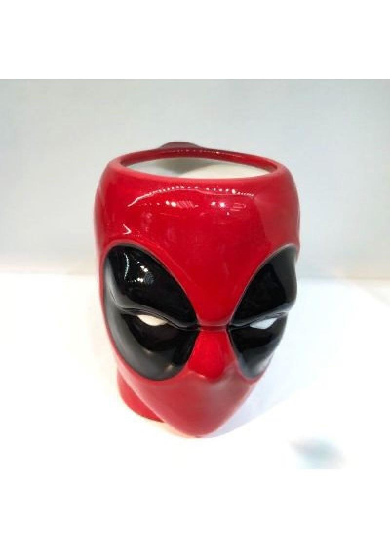 Кружка керамическая Дэдпул супергерой 450 мл