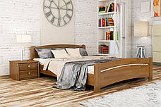 Кровать деревянная (щит) Венеция ТМ Эстелла, фото 2