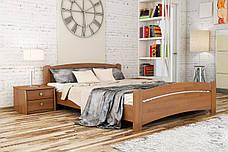 Кровать деревянная (щит) Венеция ТМ Эстелла, фото 3