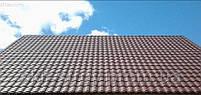 Металлочерепица Валенсия 0,45мм U.S. Steel Kosice матовый полиэстр Словакия. Гарантия 10 лет, фото 10