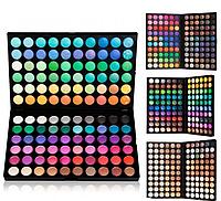Палитра теней МАС тени 120 цветов 4 вида №1,2,3,4 Mac Cosmetics реплика