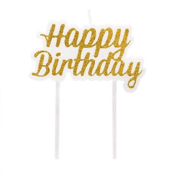 Свічка з днем народження
