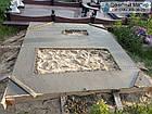 Памятник младенцу из мрамора в виде часовни, фото 7