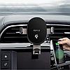 Автомобильный держатель с функцией беспроводной зарядки Xiaomi 70Mai Wireless Car Charger PB01, фото 3