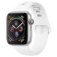 Ремешок Spigen для Apple Watch Series 4/3/2/1 44/42 mm Air Fit, White (062MP25402)