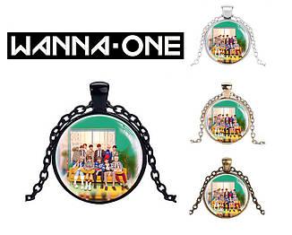 """Кулон Wanna One """"Все участники"""""""