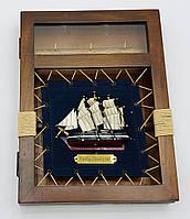 Ключница морская тематика 27х20х4.5 см