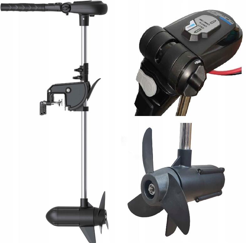 Лодочный электромотор Haswing Protruar 5.0 160lbs 24В