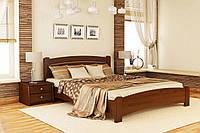 Кровать деревянная Венеция Люкс ТМ Эстелла (щит)