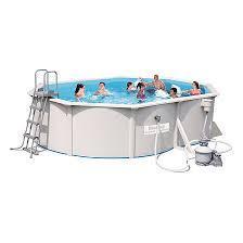 Сборный бассейн Bestway Hydrium 56586 (500x360x120) с песочным фильтром