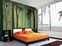 """Флизелиновые Фотообои """"Таинственный лес (1002365)"""" от производителя за 1 день. Любая картинка и размер. ЭКО-обои"""