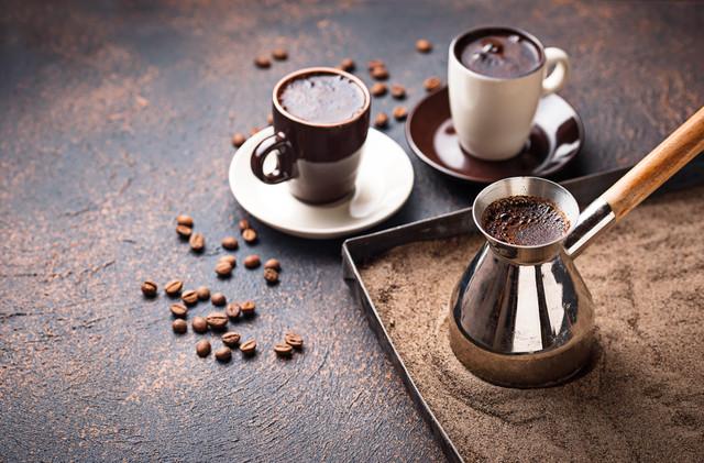Кава мелена для турки