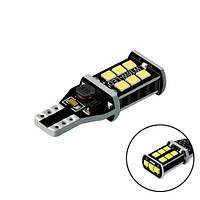2x LED W16W T15 CANBUS лампа в автомобиль, 12+3 SMD
