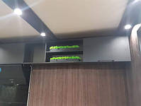 Бетонное кашпо со стабилизированным мхом, фото 5
