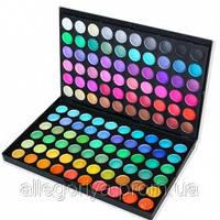 Палитра теней МАС тени 120 цветов 4 вида №1,2,3,4 Mac Cosmetics 1, Яркая