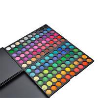 Палитра теней МАС тени 120 цветов 4 вида №1,2,3,4 Mac Cosmetics 2, Холодная