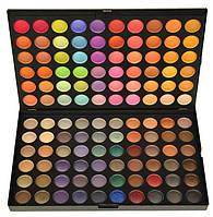 Палитра теней МАС тени 120 цветов 4 вида №1,2,3,4 Mac Cosmetics 3, Теплая