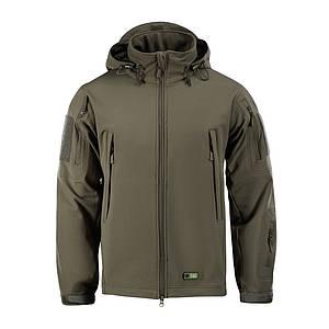 Куртка Soft Shell (M-Tac) оливкова