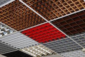 Потолок-решетка Грильято 100х100