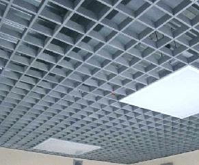 Потолок-решетка Грильято 50*50