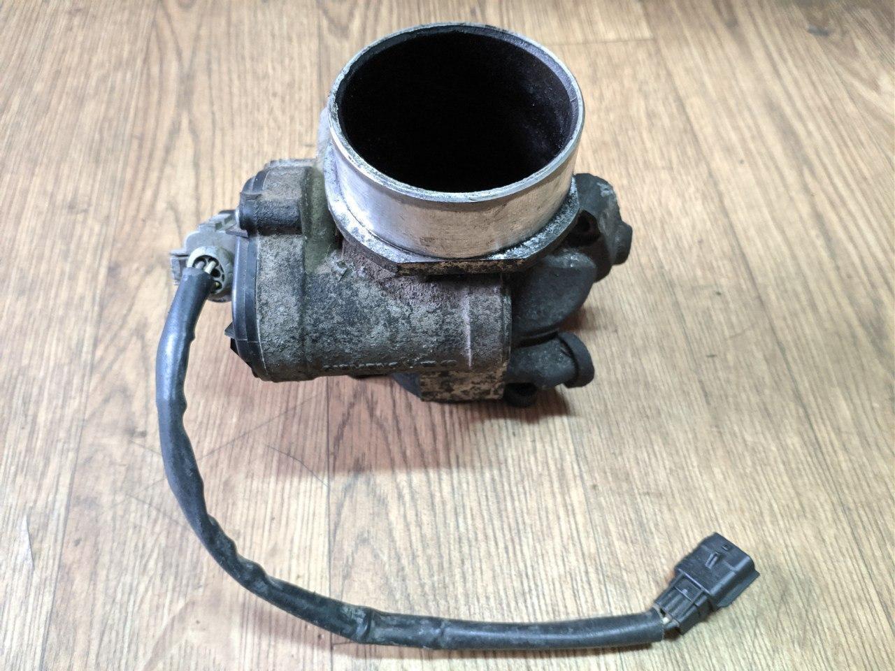 Клапан EGR Renault Master, Opel Movano 2.5, 2006-2010, 8200222772 (Б/У)