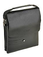 Мужская сумка-планшет (борсетка) DR. BOND 205-3 black, фото 1