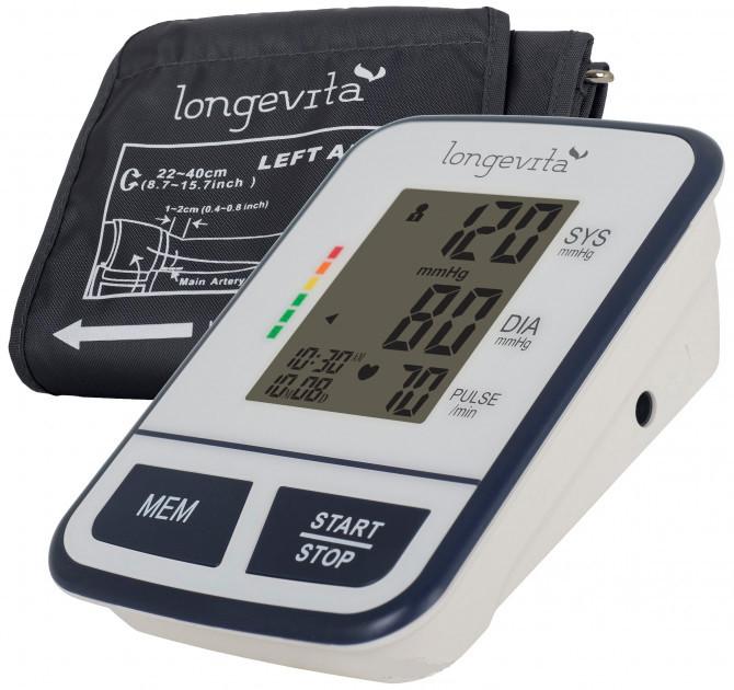 Тонометр  Longevitа ВР 1303 автомат