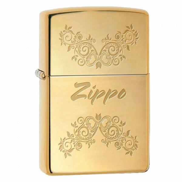 Зажигалка Zippo Floral Zippo, 323948