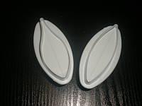 Плунжер для мастики Листья 2 шт