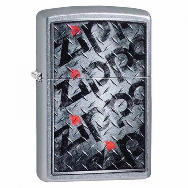 Запальничка Zippo Diamond Plate Zippos Design, 29838