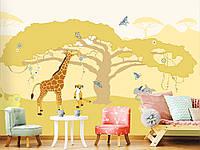 """Флизелиновые Фотообои """"Африка (1002501)"""" от производителя за 1 день. Любая картинка и размер. ЭКО-обои"""