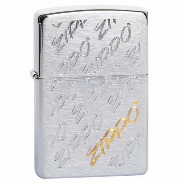 Зажигалка Zippo Engraved Zippos, 28642