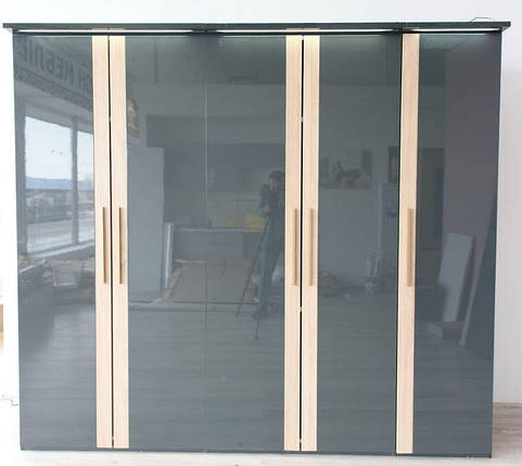 Шкаф 5-ти дверный Капри (Embawood), фото 2