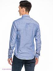 Мужская рубашка с длинными рукавами Solid Jerrod в размере L, фото 3