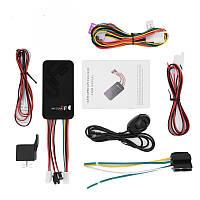 Автомобильный GPS трекер Acuratte GT06 (с реле блокировки двигателя) (тех.пакет)