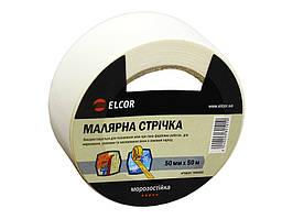 Малярная лента ELCOR TEM5050 50мм * 50м