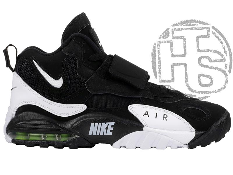 Чоловічі кросівки Nike Air Max Speed Turf Black/White 525225-011