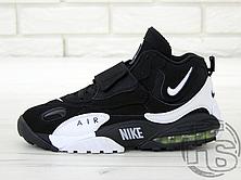 Чоловічі кросівки Nike Air Max Speed Turf Black/White 525225-011, фото 3
