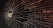 "Серебро 925 Кулон с проекцией "" Я тебя люблю"" на 100 языках мира  (SS925-11300), фото 6"