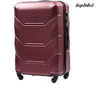 Великий кабиновий чемодан Wings L 147-Z, 77 x 49 x 29 : 106 л