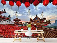 """Флизелиновые Фотообои """"Китайские храмы (1002766)"""" от производителя за 1 день. Любая картинка и размер. ЭКО-обои"""